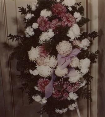 PETERSON, Darrell Skeen, Funeral Flowers 5