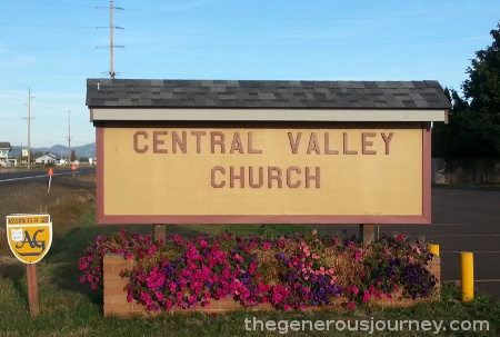 Central Valley Church © Paul H. Byerly