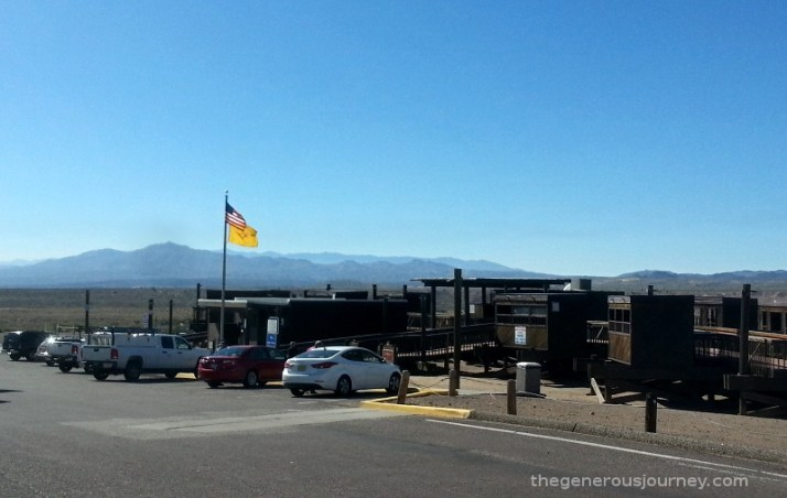 NM rest stop © Paul H. Byerly