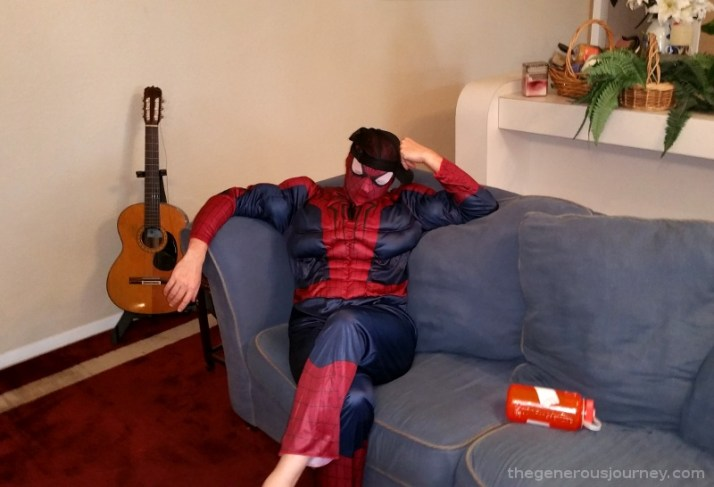 Evil Spider-man © Paul H. Byerly
