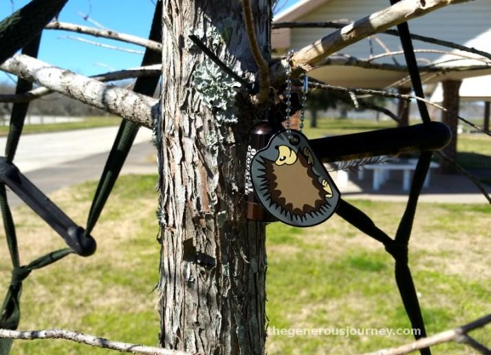 Razor in a tree © Paul H. Byerly
