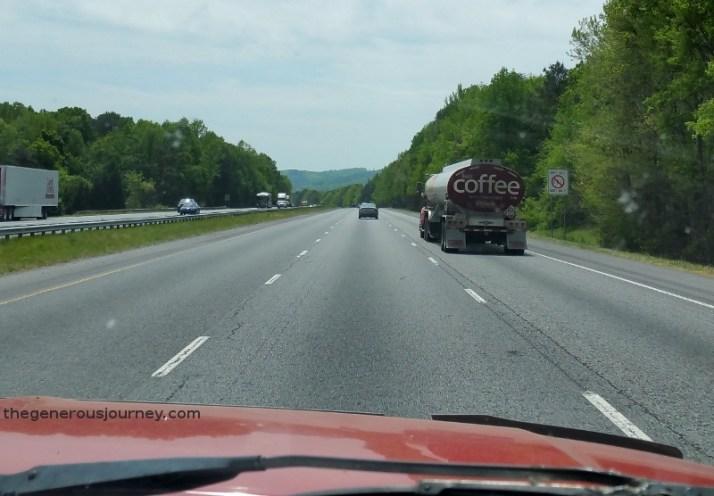 Coffee Truck  © Lori J Byerly