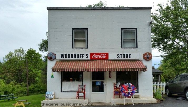 Woodruff's Cafe & Pie Shop © Paul H. Byerly