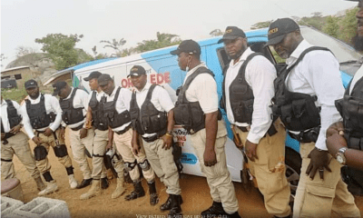 Like Biafra, Oduduwa Republic Unveils Security Force Outfit [PHOTOS]