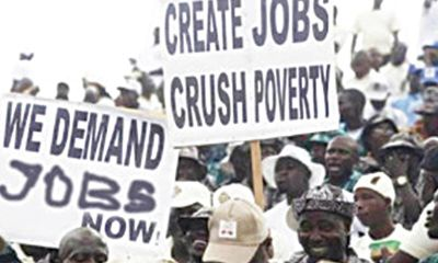 Seeking Solution to The Raising Unemployment Rate In Nigeria