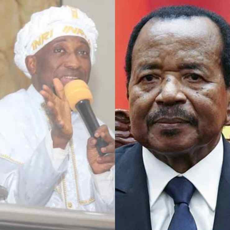 Be At Alert As Your Government Will Soon Be Hijacked' – Primate Ayodele Tells Cameroun President