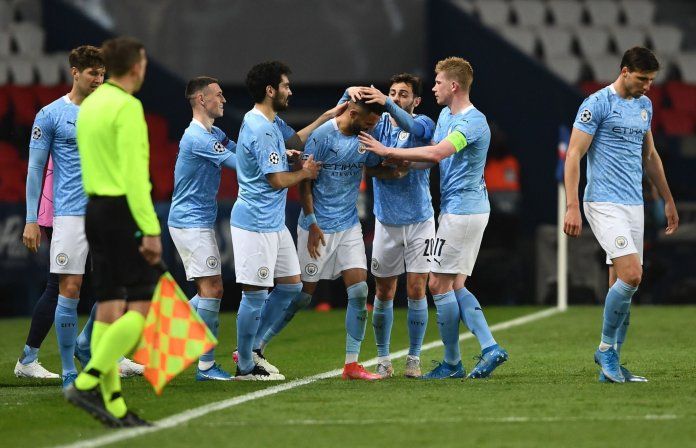 BREAKING: Man City Comes From Behind To Defeat PSG In #UCL First Leg #PSGMCI