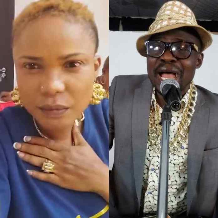 NO TO MOLESTATION!!! We Will Re-Arrest Baba Ijesha If You Arrest Him - Iyabo Ojo Fumes