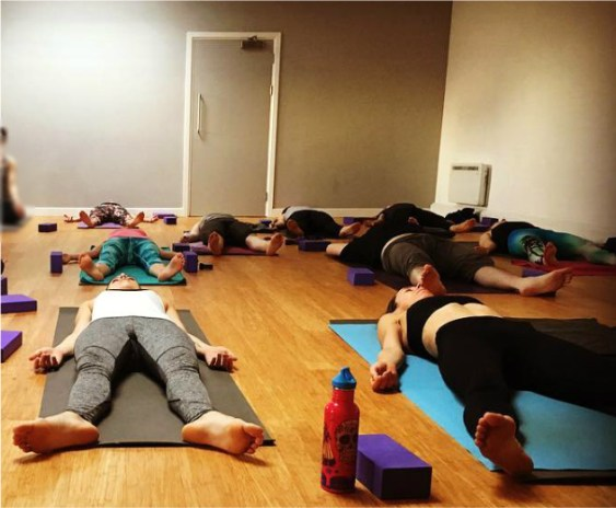 Yoga Nidra helps type-2 diabetes