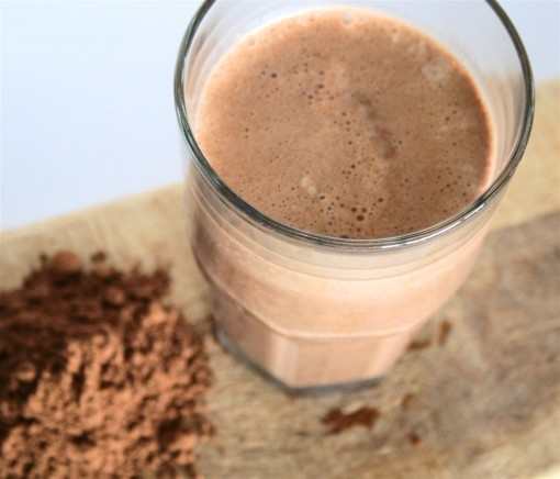 A quick fat loss protein shake recipe that's delicious.