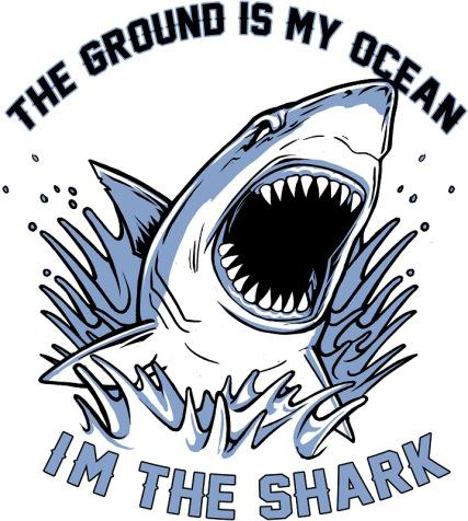 shark hemp bjj shirt