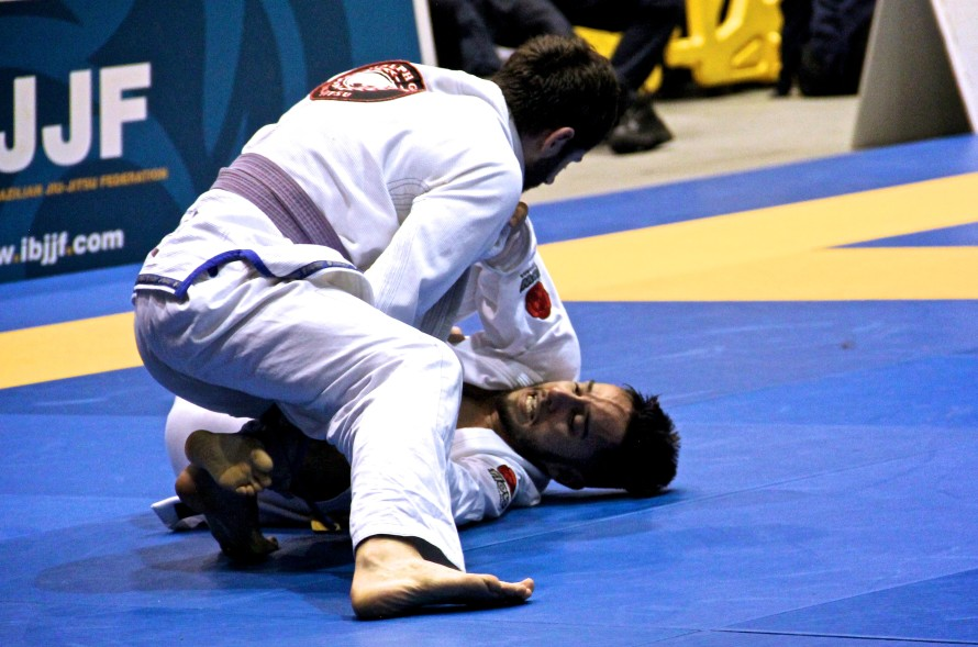 coming back to bjj