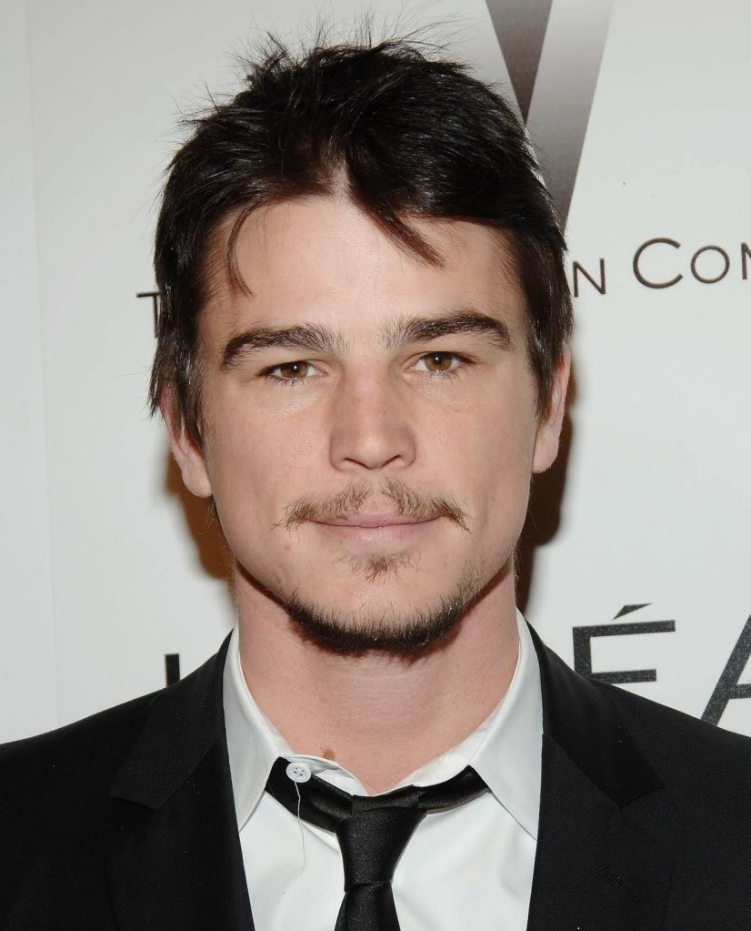 Viso forma diamante - Josh Hartnett