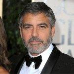 Viso ovale - George Clooney