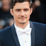 Barba volto squadrato - Orlando Bloom
