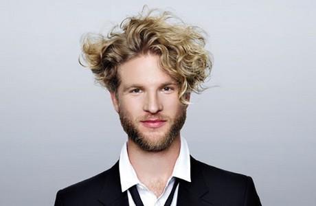 Come fare capelli ricci uomo
