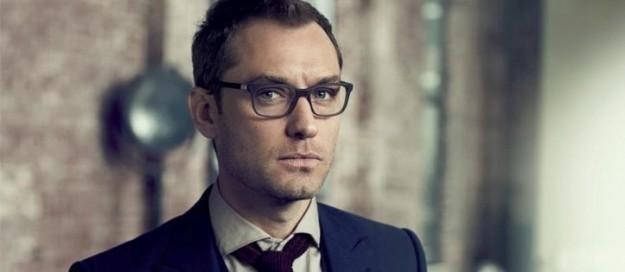 Vogue occhiali da vista uomo jude law the gentleman for Montature occhiali uomo 2014