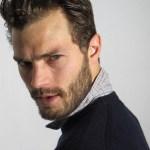 Barba corta uomo