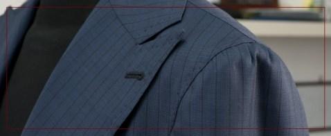 Manica giacca napoletana