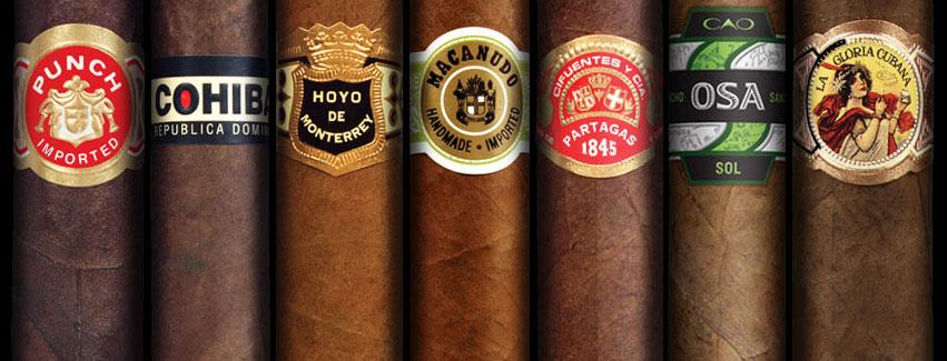 I migliori sigari al mondo