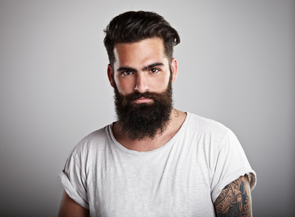 barba hipster batteri