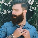 great hipster beard
