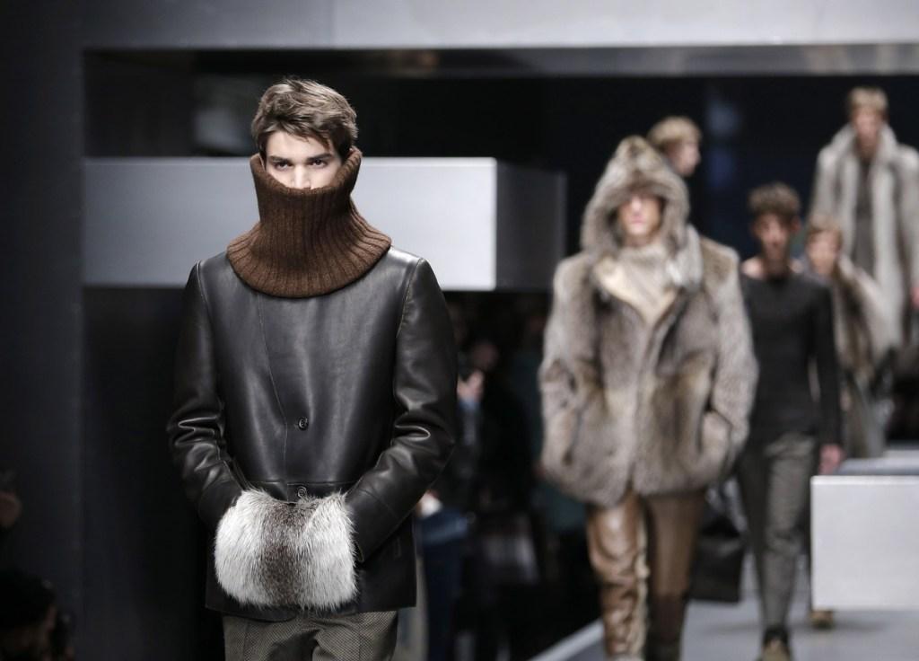 pelle e pellcce must have moda uomo autunno inverno 2015 2016