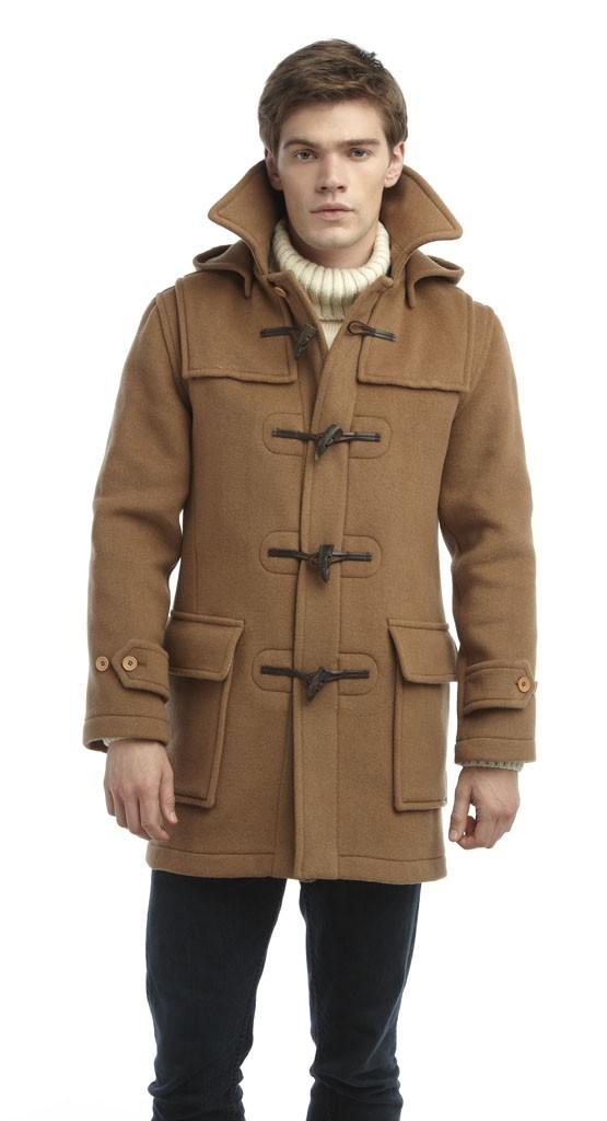 Come scegliere il cappotto da uomo più adatto  i colori f0c4f8346e2