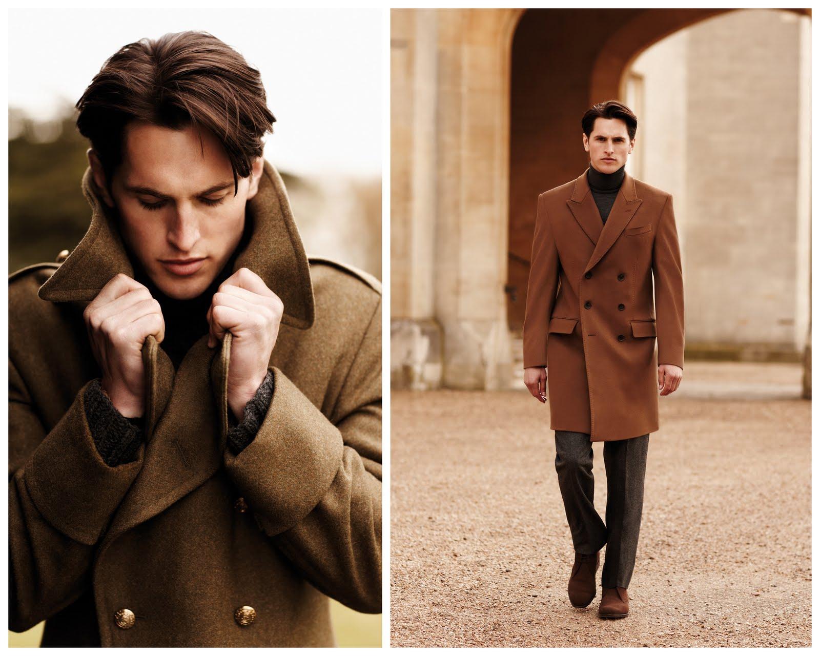 Cappotto da uomo, guida alla scelta del modello giusto