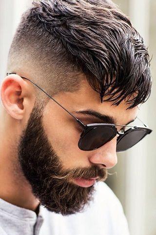 Tagli di capelli con sfumature uomo