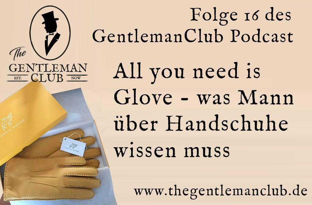 Handschuhe podcast