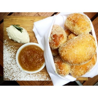http://instagram.com/p/vjHyujDNU-/?modal=trueOh my #doughnuts! Warm pistachio rosemary buttermilk doughnuts with apple confit and goat cheese #lunchbell #getinmybelly @hedygoldsmith @devinbraddock90 @dallaswynne 30 comments