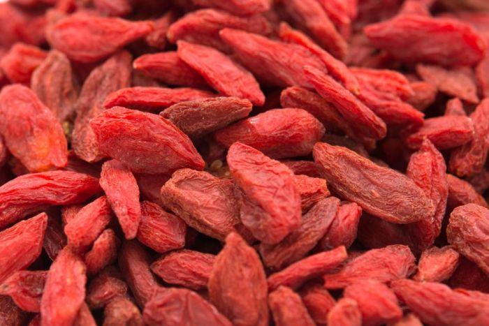 Work Goji Berries Into Your Diet Anxiety Stress Depression