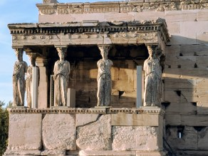 The Porch of Caryatids