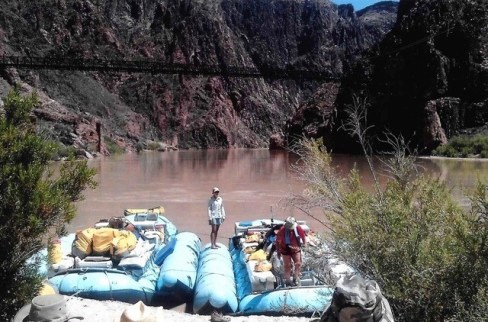 Grand Canyon River Raft Trip