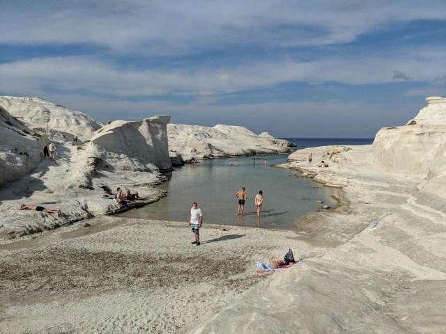 Guide to Milos  Greece