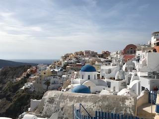 Greek Itinerary Santorini