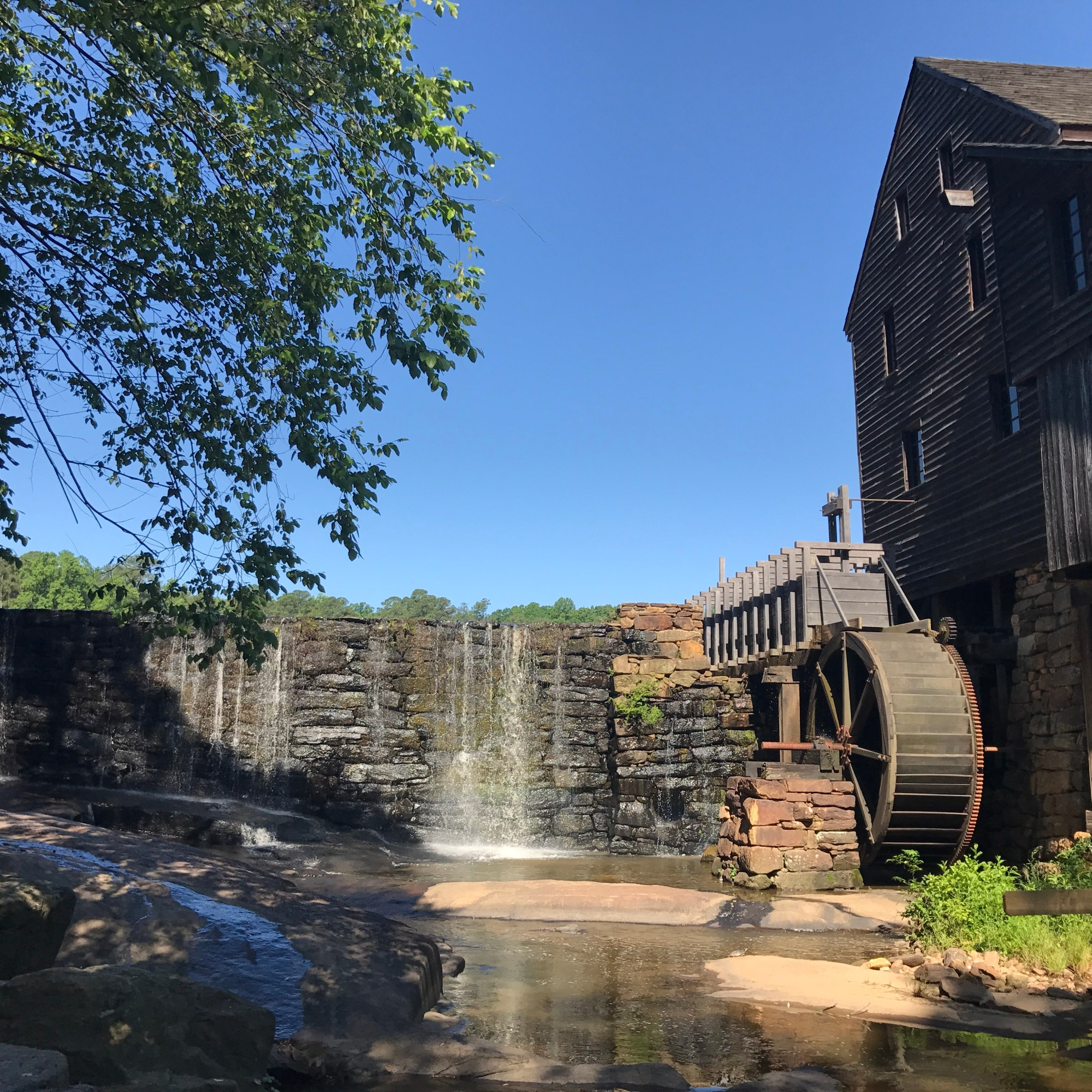 Yates Mill , Raleigh North Carolina