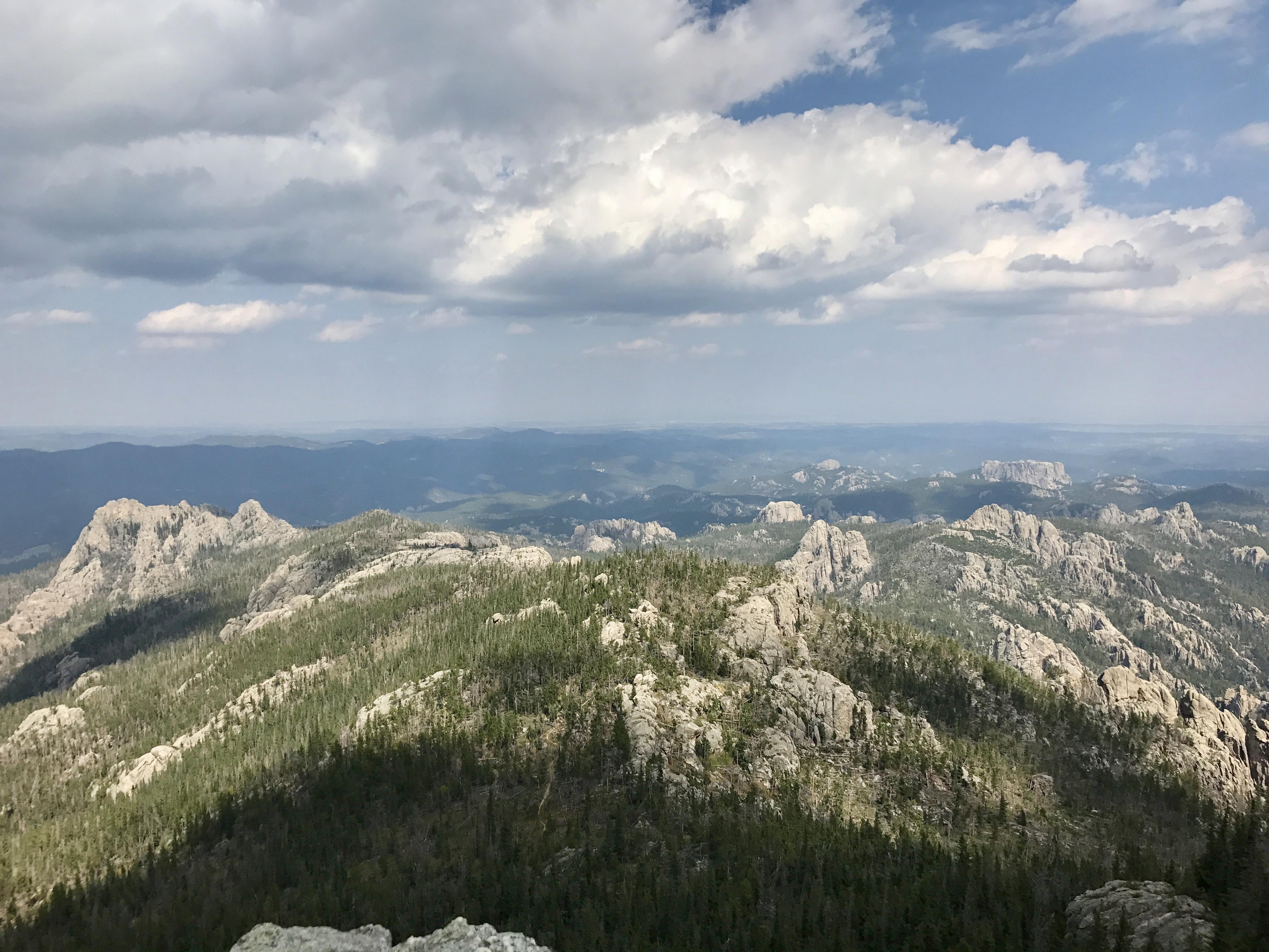 Black Hills hiking trip