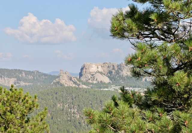 Black Hills on a hiking trip