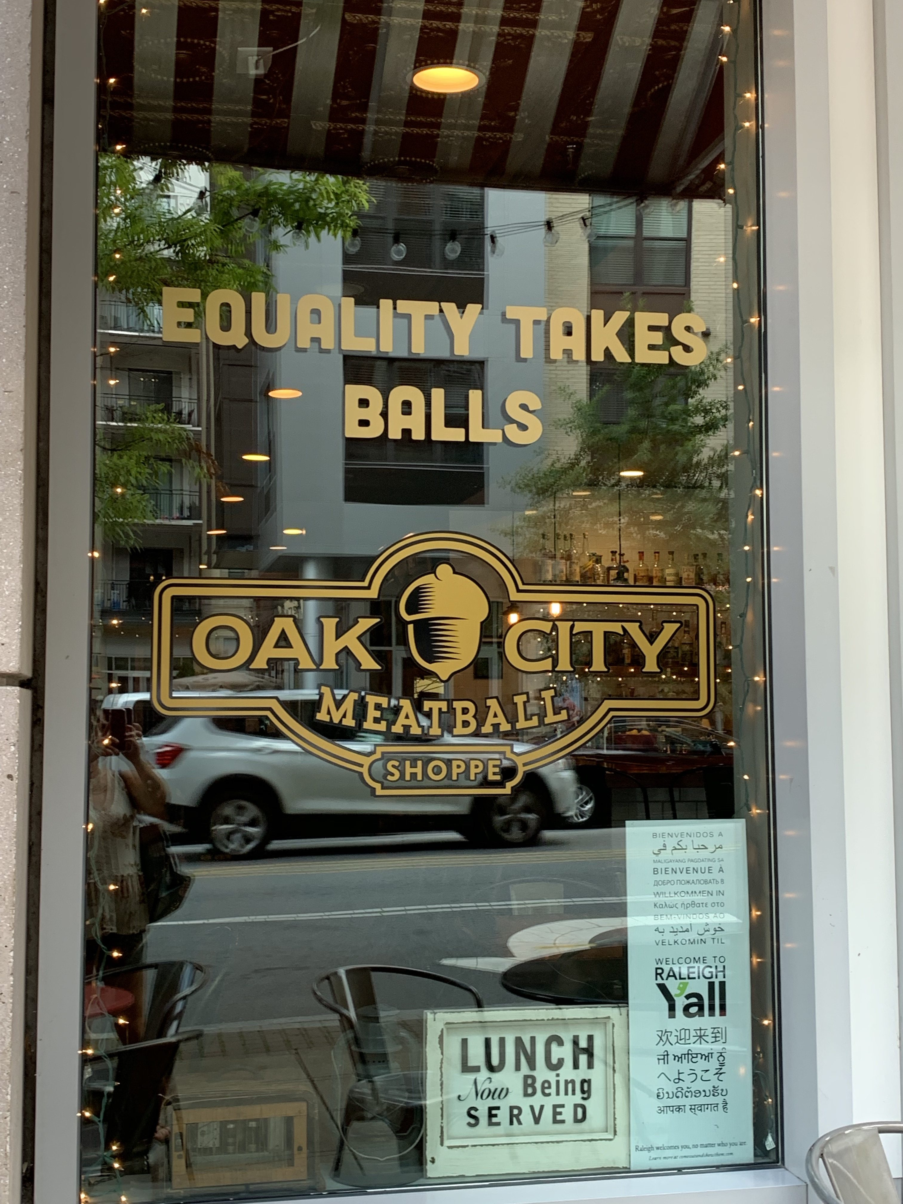 Oak City Meatballs