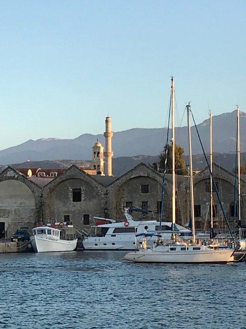 Venetian Dockyards