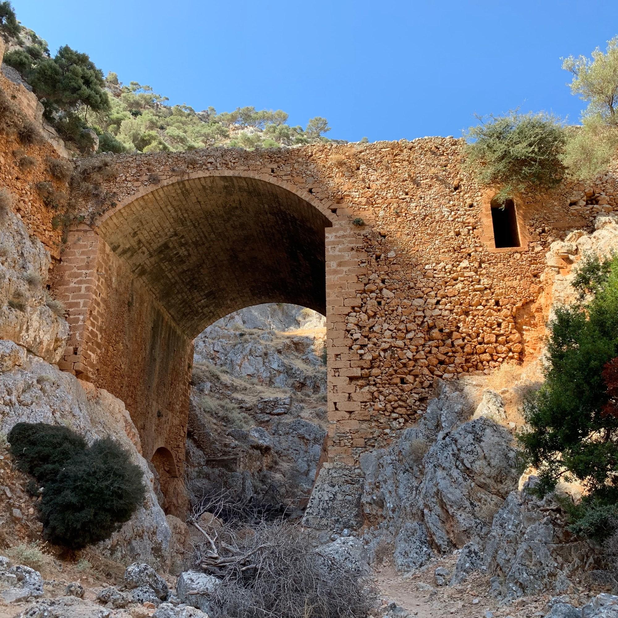 Katholiko Monastery Hike