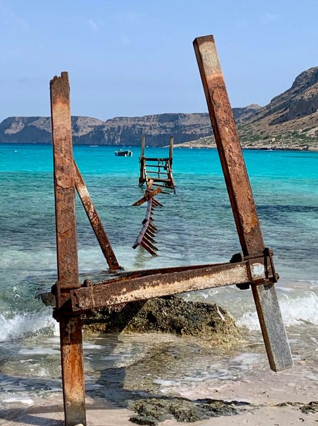 Balos Beach Crete Greece Trip