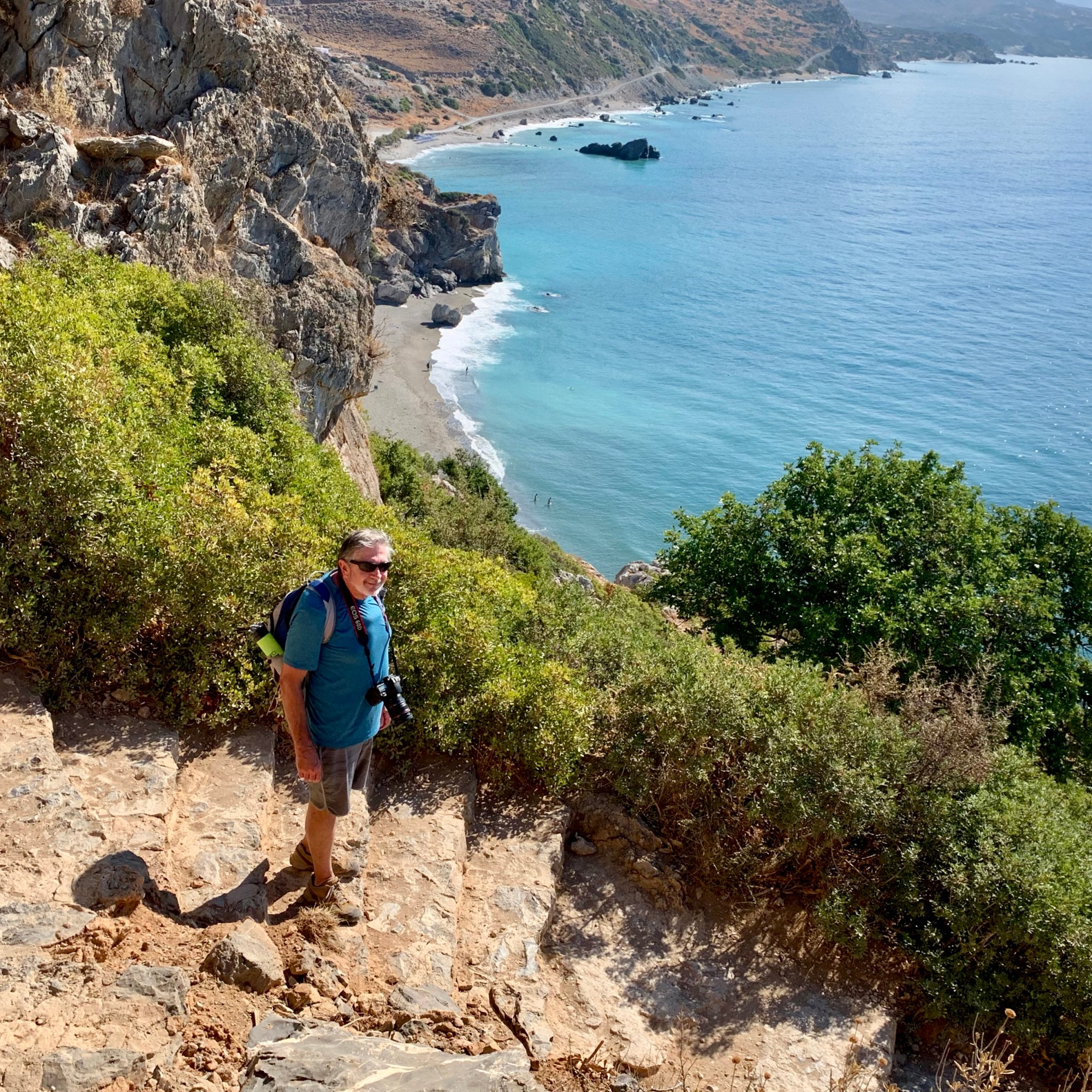 Path to Preveli Beach