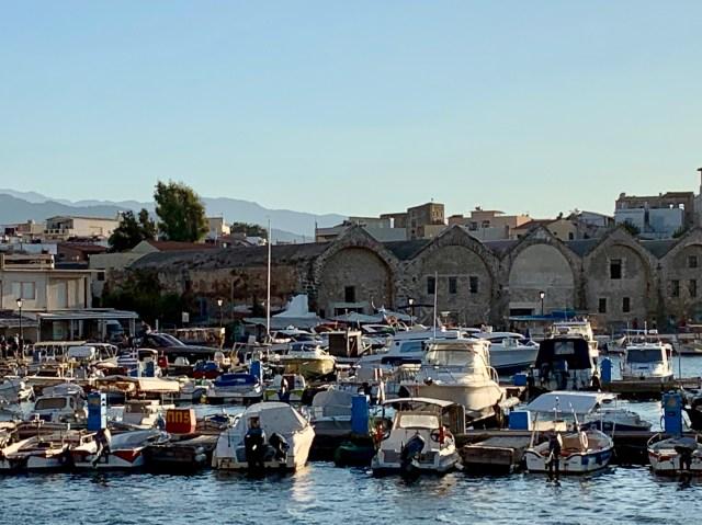 Venetian Dockyard