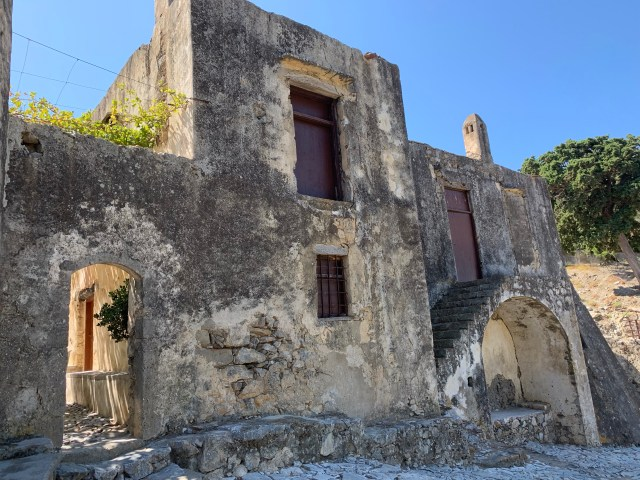 Monastery Preveli Crete Greece