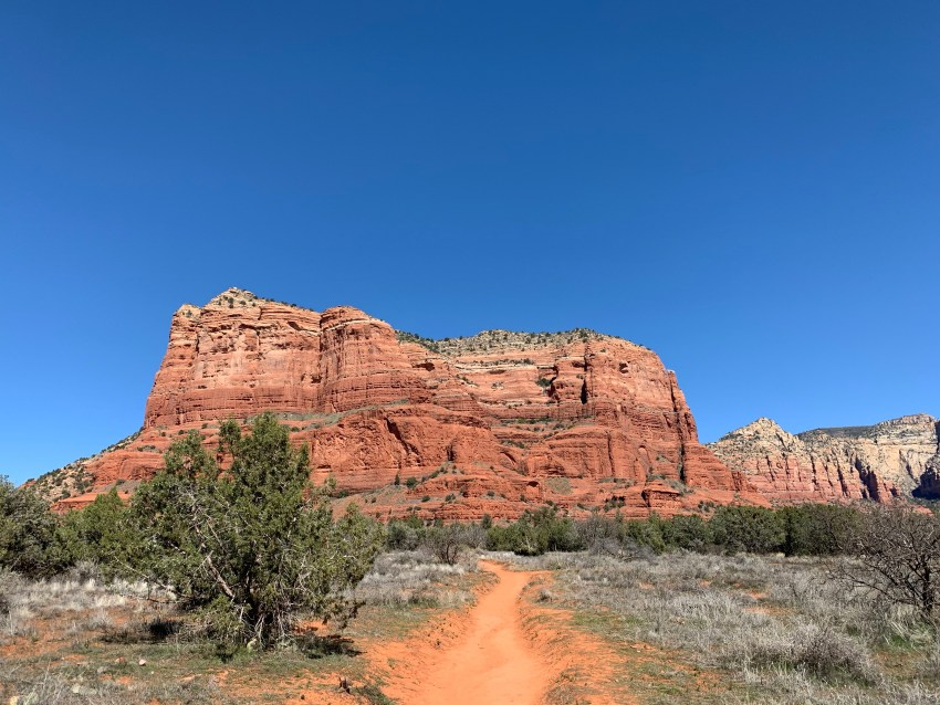 Sedona Hiking Itinerary