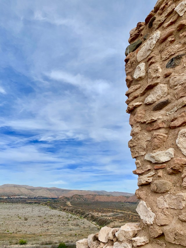 Tuzigoot Ruins arizona