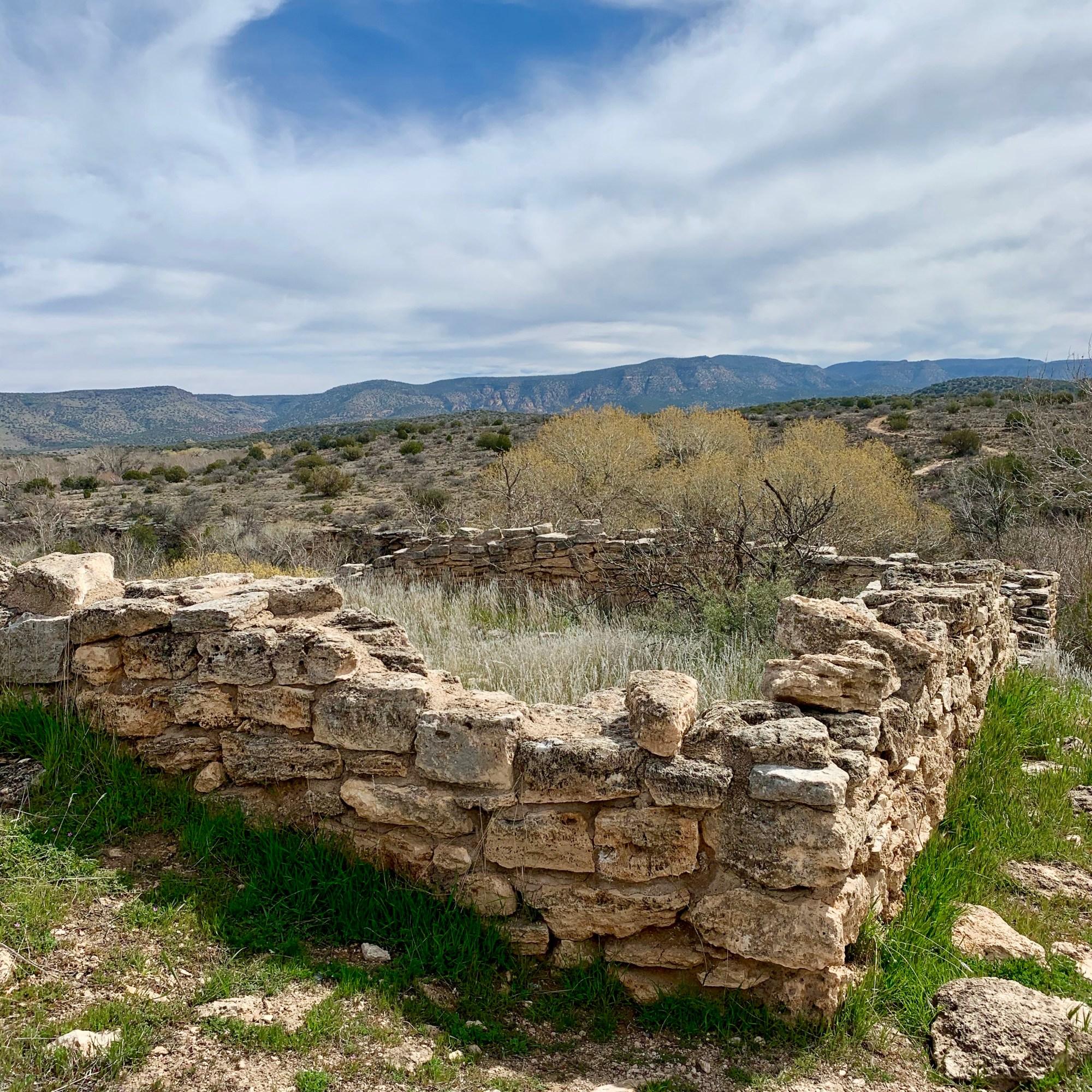 Montezuma Well Ruins